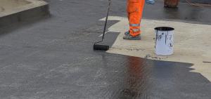 Waterproof A Concrete Slab Roof